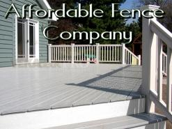 Affordable Fences and Railing Co Pittsburgh Logo