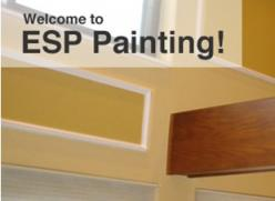 ESP Painting Contractors of Pittsburgh Logo