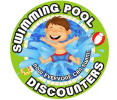 Swimming Pool Discounters  Logo
