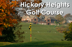 Hickory Heights Golf Course Pittsburgh Logo