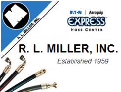 R.L. Miller Hydraulic Hose Repair Pittsburgh Logo