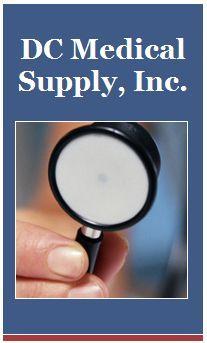 DC Medical Supply Washington DC Logo