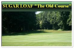 Sugar Loaf Golf Course Cedar Michigan Logo
