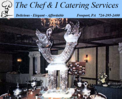 Chef And I Catering Pittsburgh Logo