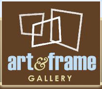 Art and Frame Gallery Custom Interior Design  Greensburg Logo