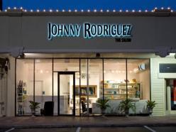 Johnny Rodriguez Hair Salon Dallas Logo
