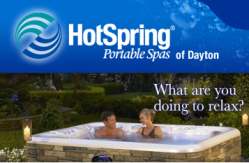 HotSpring Spas of Dayton Logo