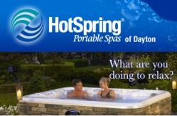 HotSpring Spas of Dayton Logo