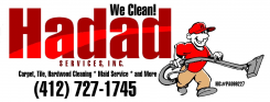 Hadad Cleaning Services Pittsburgh Logo