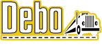Debo Moving  Logo