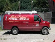 Mark J Puharic Plumbing and Sewer  Pittsburgh Logo