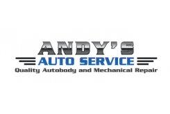 Andy's Auto Service Logo