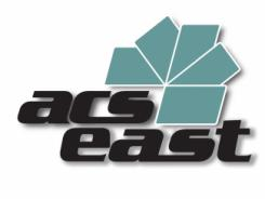 ACS EAST Logo