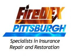 FireDEX Disaster Restoration Pittsburgh Logo