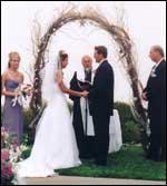 Clergy Referral Service Wedding Planner Fontana Logo