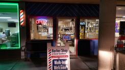 Barber Shop at Great Southern Logo