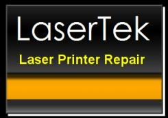 LaserTek Laser Printer Repair Pittsburgh Logo