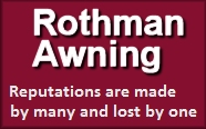 Rothman Awning Company Residential Awnings Pittsburgh Logo