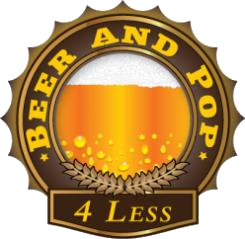Beer and Pop 4 Less Pittsburgh Logo