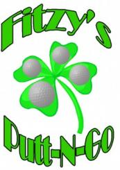 Fitzys Putt N Go Miniature Golf Pittsburgh Logo