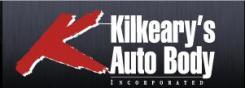Kilkearys Auto Body Collision Repair Services Eighty Four Logo