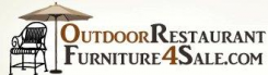 Outdoor Restaurant Furniture 4 Sale Logo