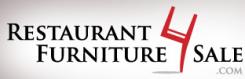 Restaurant Furniture 4 Sale Logo