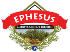 Ephesus Pizza Downtown Pittsburgh Logo