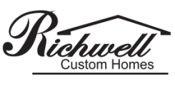 Richwell Custom Homes Beaver Logo