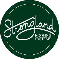 Strongland Roofing Pittsburgh Logo