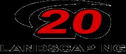 20 Landscaping  Logo