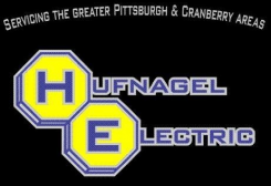 Hufnagel Electric Pittsburgh Logo