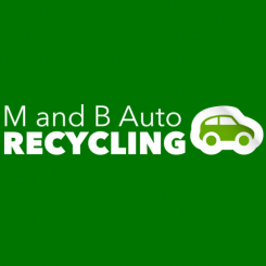 M and B Auto Recycling Pittsburgh Logo