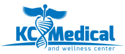KC Medical and Wellness Center - Kansas Logo