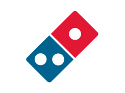 Dominos Pizza East Liberty Logo
