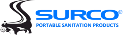 Surco Portable Sanitation Products  Logo