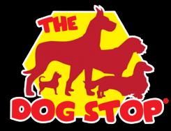 The Dog Stop - Pinhook Logo