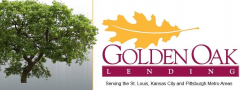 Golden Oak Lending Logo