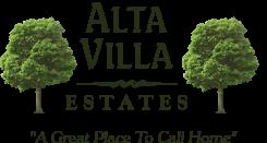 Alta Villa Estates Logo