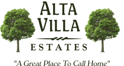 Alta Villa Estates - North Logo