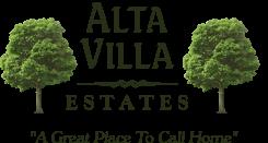 Alta Villa Estates - North Logo