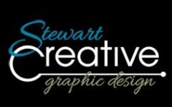 Stewart Creative Graphic Design Logo