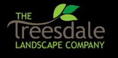 The Treesdale Landscape Co. Logo