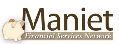 Maniet Financial Services Network Logo