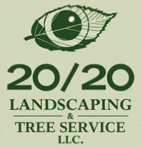 20/20 Landscaping and Tree Service  Logo