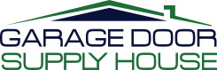 Garage Door Supply  House Logo
