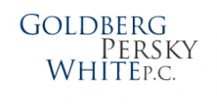 Goldberg Persky White P.C. Attorneys at Law Logo