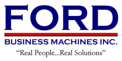 Ford Business Machines Logo