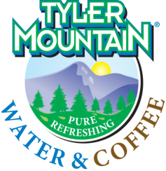 Tyler Mountain Water Logo