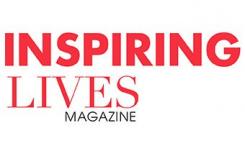 Inspiring Lives Magazine / Dr. Shellie Hipsky Logo